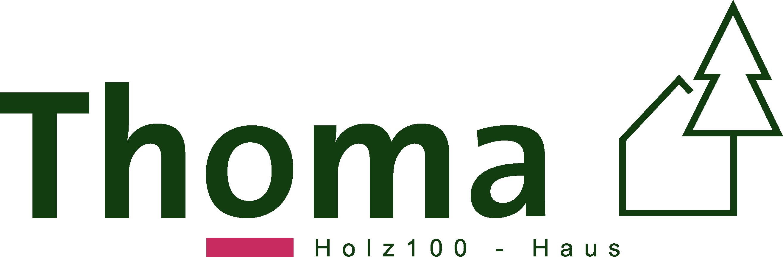 Logo_thoma_4c_holz100-Haus_transparent